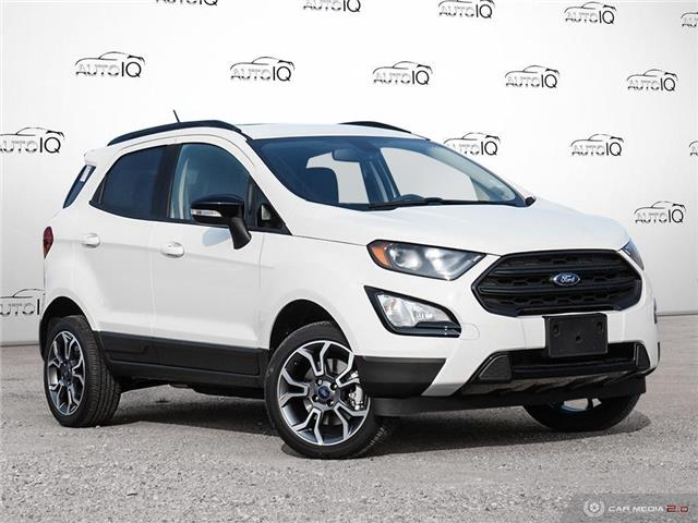 2020 Ford EcoSport SES (Stk: U1042) in Barrie - Image 1 of 27
