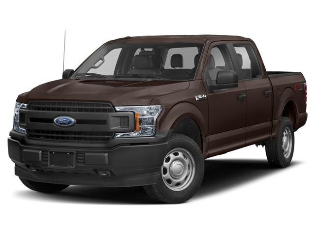2020 Ford F-150 XLT Red