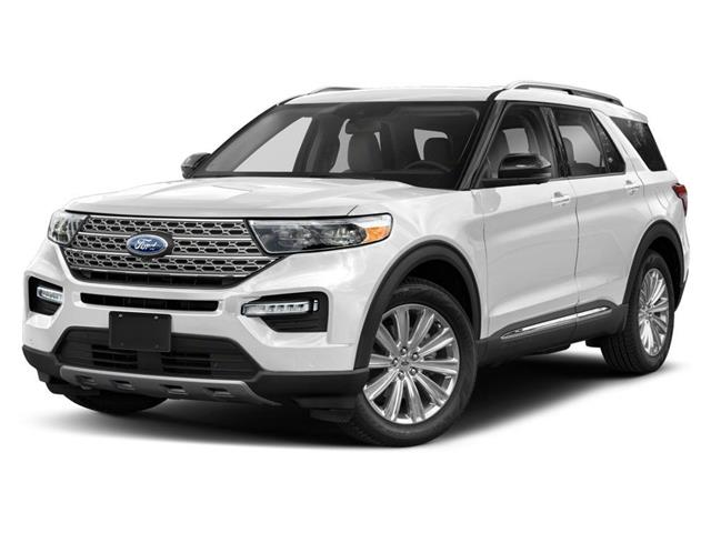 2020 Ford Explorer Platinum (Stk: U0297) in Barrie - Image 1 of 9