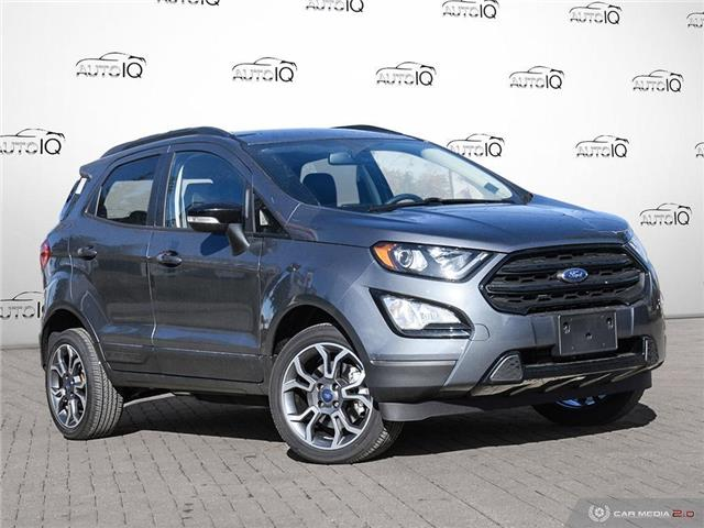 2020 Ford EcoSport SES (Stk: U0922) in Barrie - Image 1 of 27