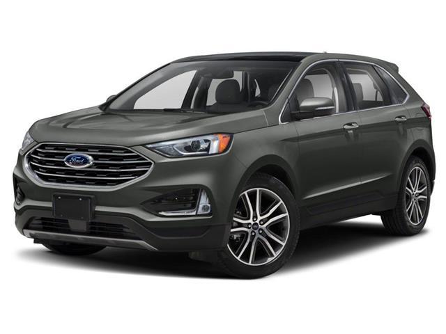 2020 Ford Edge SEL Grey