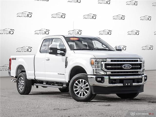 2020 Ford F-250 Lariat (Stk: U0987) in Barrie - Image 1 of 25