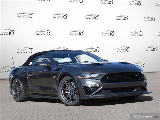 2020 Ford Mustang GT Premium (Stk: U047) in Barrie - Image 1 of 28
