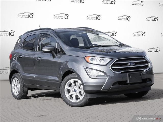 2020 Ford EcoSport SE Grey
