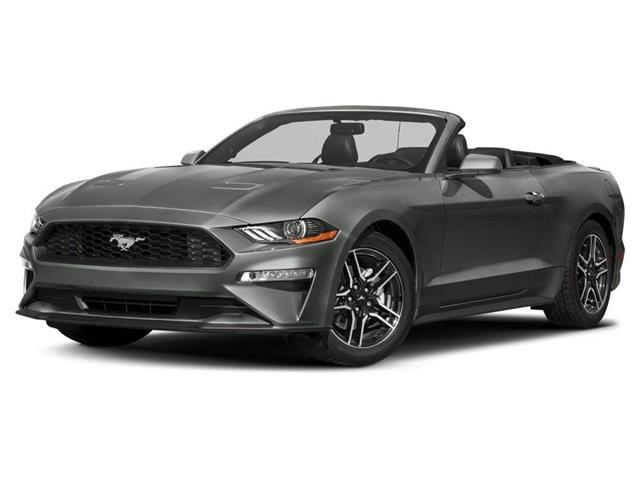 2020 Ford Mustang EcoBoost Premium (Stk: U058) in Barrie - Image 1 of 8