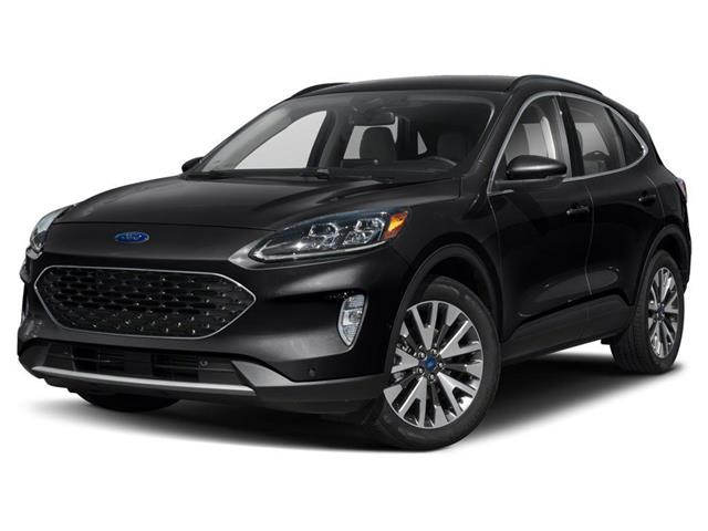 2020 Ford Escape Titanium Hybrid (Stk: U1243) in Barrie - Image 1 of 9