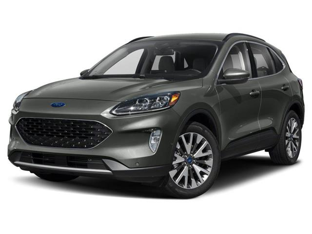 2020 Ford Escape Titanium Hybrid (Stk: U1241) in Barrie - Image 1 of 9