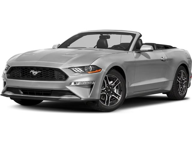 2018 Ford Mustang EcoBoost Premium Silver