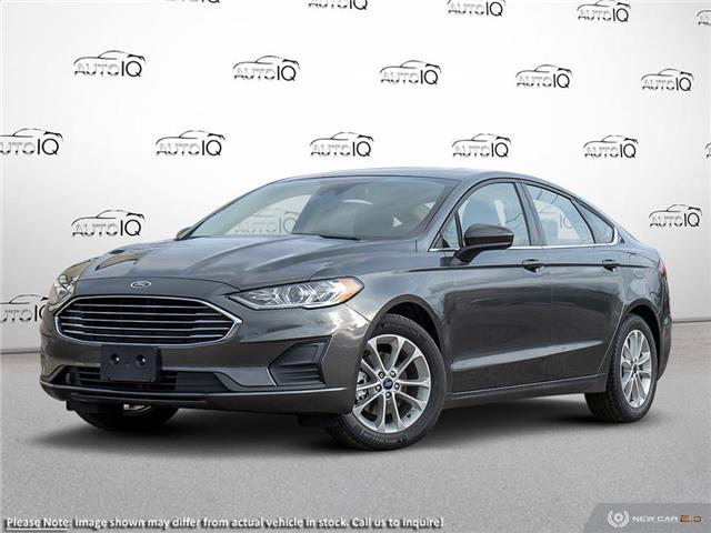2019 Ford Fusion SE (Stk: SB007) in Sault Ste. Marie - Image 1 of 23