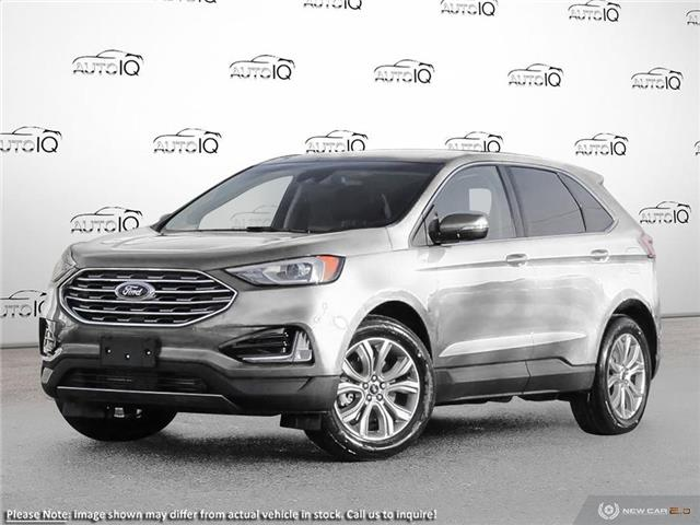 2020 Ford Edge Titanium (Stk: DC015) in Sault Ste. Marie - Image 1 of 23