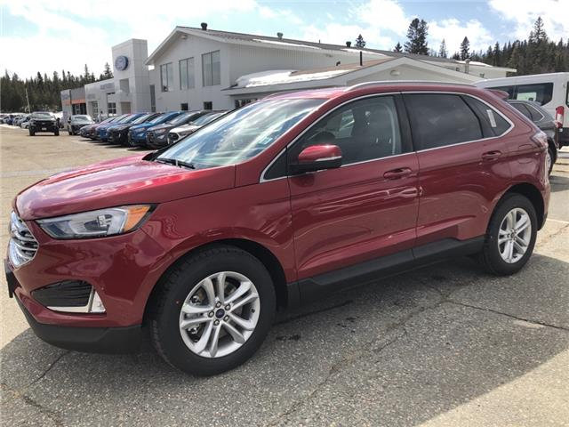 2020 Ford Edge SEL (Stk: 90900) in Wawa - Image 1 of 8