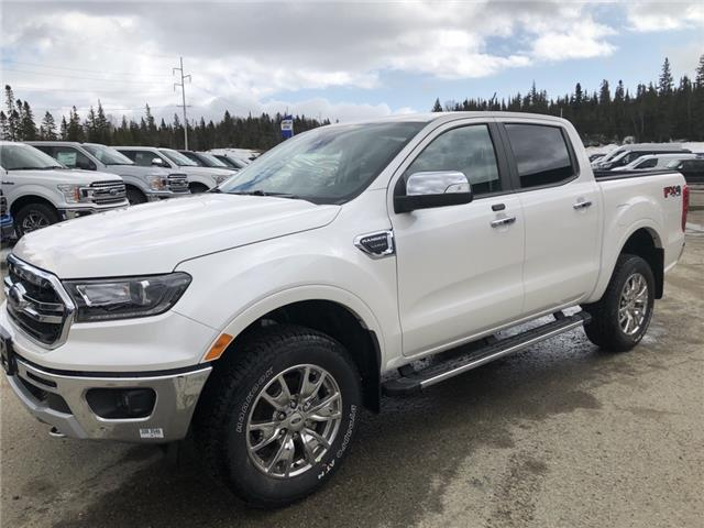 2020 Ford Ranger Lariat (Stk: 90410) in Wawa - Image 1 of 7