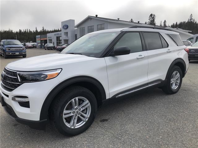 2020 Ford Explorer XLT (Stk: 90260) in Wawa - Image 1 of 7