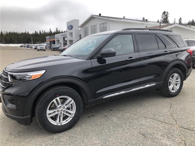 2020 Ford Explorer XLT (Stk: 90590) in Wawa - Image 1 of 7