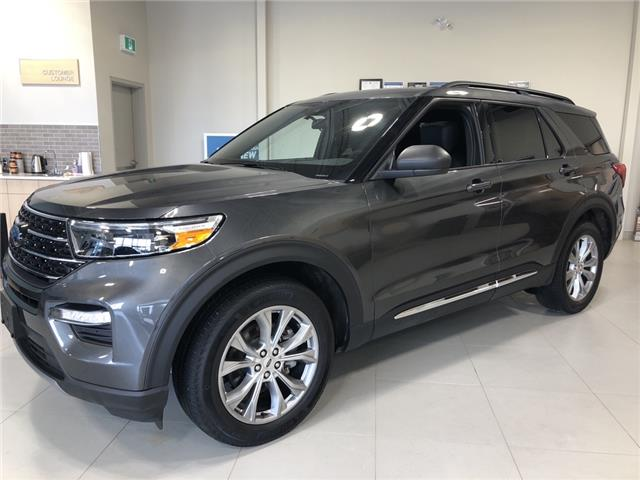 2020 Ford Explorer XLT (Stk: 90050) in Wawa - Image 1 of 8