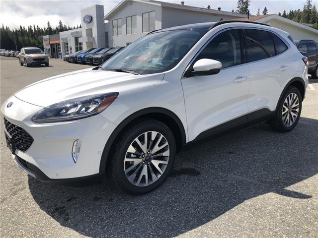 2020 Ford Escape Titanium (Stk: 91240) in Wawa - Image 1 of 8