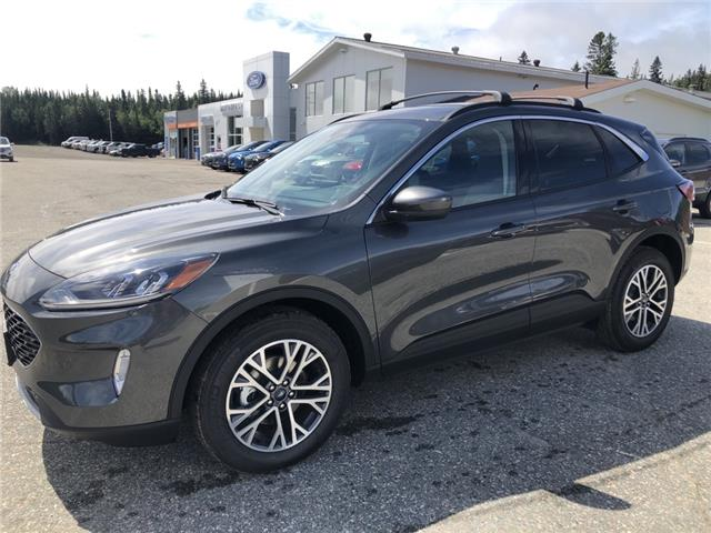 2020 Ford Escape SEL (Stk: 91250) in Wawa - Image 1 of 8