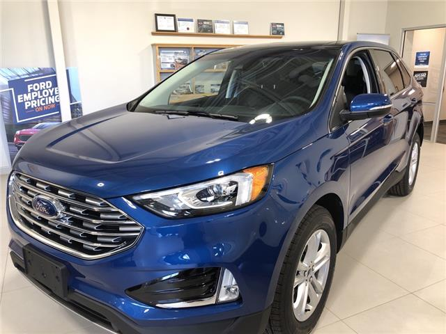 2020 Ford Edge SEL (Stk: 92020) in Wawa - Image 1 of 8