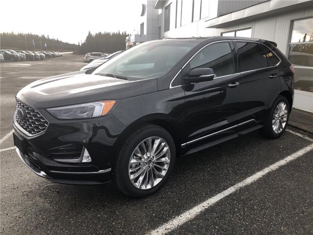 2020 Ford Edge Titanium (Stk: 91990) in Wawa - Image 1 of 7