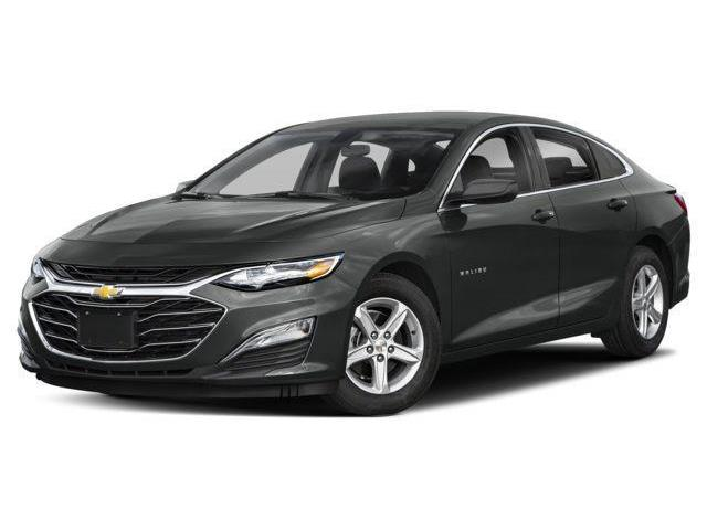 2019 Chevrolet Malibu LT (Stk: 19C214) in Tillsonburg - Image 1 of 9