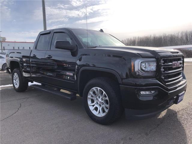 2018 GMC Sierra 1500 SLT (Stk: 19G463AD) in Tillsonburg - Image 1 of 30