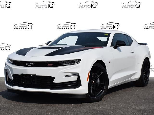 2020 Chevrolet Camaro 2SS (Stk: 20C282) in Tillsonburg - Image 1 of 26