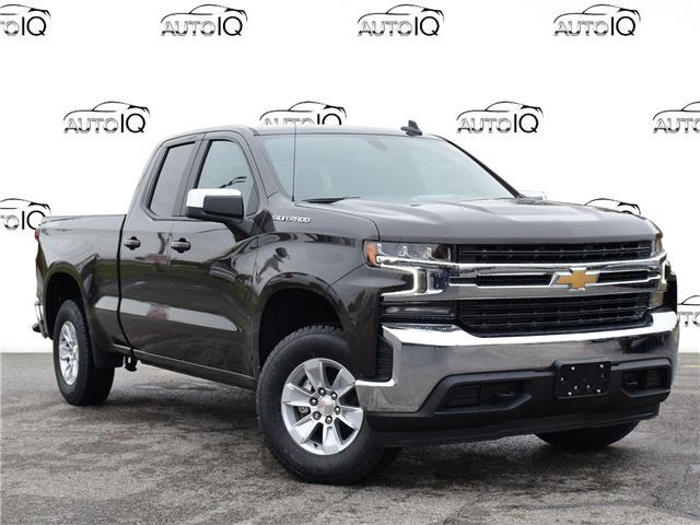 2021 Chevrolet Silverado 1500 LT (Stk: 21C28) in Tillsonburg - Image 1 of 27