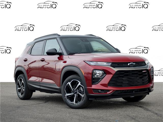 2021 Chevrolet TrailBlazer RS (Stk: 21C46) in Tillsonburg - Image 1 of 23
