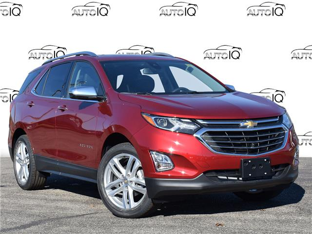 2021 Chevrolet Equinox Premier (Stk: 21C30) in Tillsonburg - Image 1 of 27