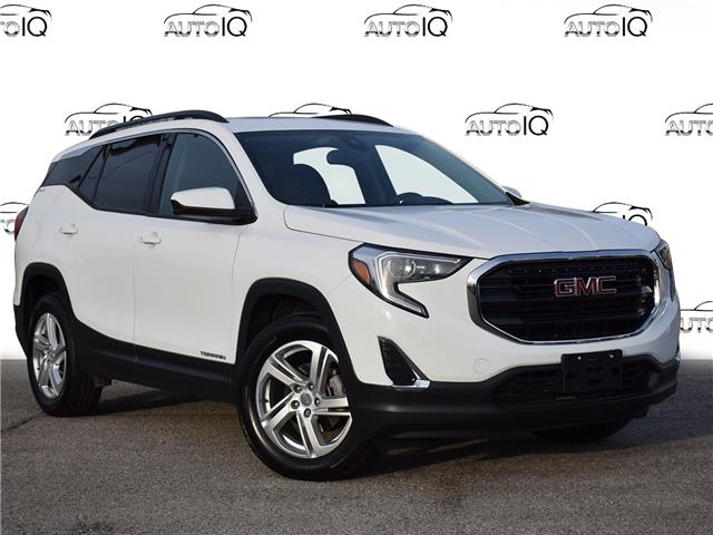 2020 GMC Terrain SLE (Stk: 20G48D) in Tillsonburg - Image 1 of 27