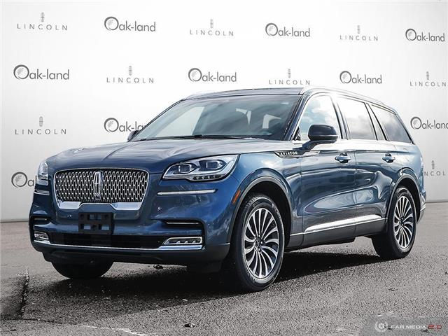 2020 Lincoln Aviator Reserve (Stk: 0A025) in Oakville - Image 1 of 26