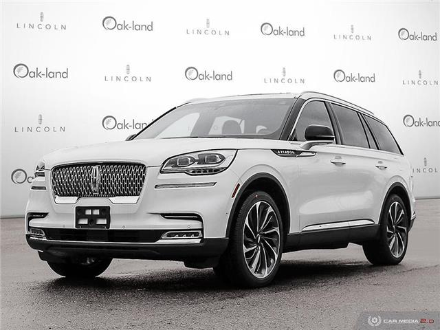 2020 Lincoln Aviator Reserve (Stk: 0A028) in Oakville - Image 1 of 25