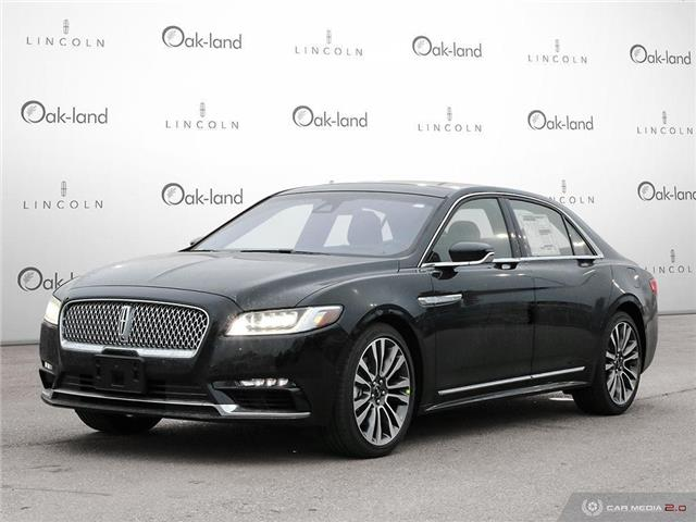 2019 Lincoln Continental Reserve (Stk: 9L007) in Oakville - Image 1 of 25