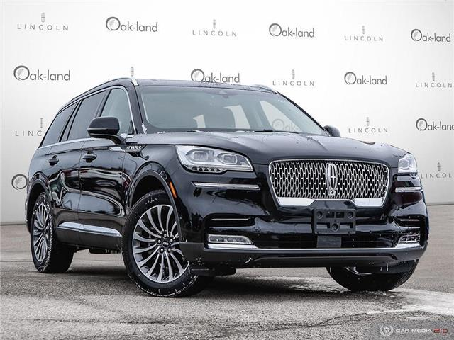 2020 Lincoln Aviator Reserve (Stk: 0A032) in Oakville - Image 1 of 27
