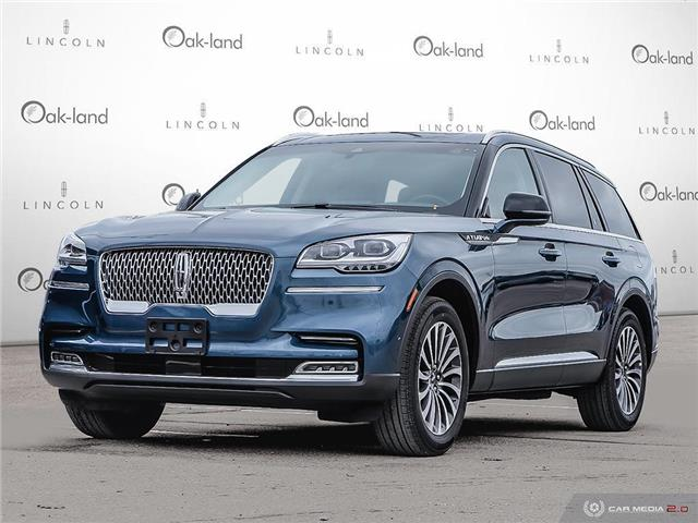 2020 Lincoln Aviator Reserve (Stk: 0A023) in Oakville - Image 1 of 25