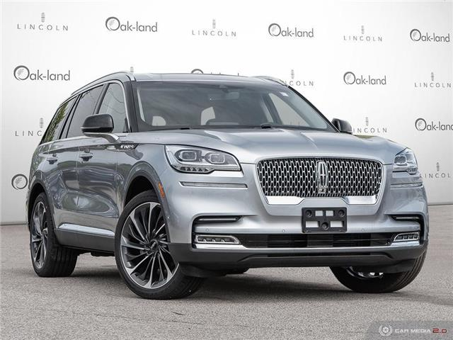 2020 Lincoln Aviator Reserve (Stk: 0A050) in Oakville - Image 1 of 27