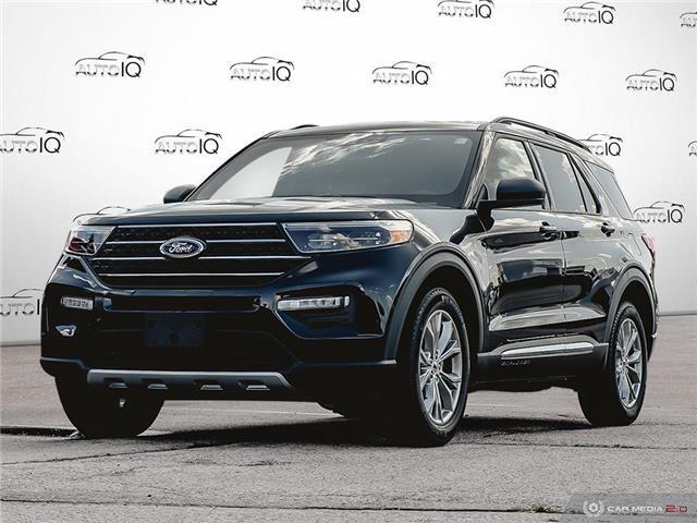 2020 Ford Explorer XLT (Stk: 0T001) in Oakville - Image 1 of 25