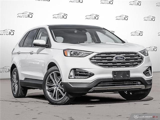 2020 Ford Edge Titanium (Stk: 0D025) in Oakville - Image 1 of 27