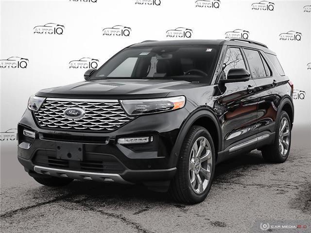 2020 Ford Explorer Platinum (Stk: 0T039) in Oakville - Image 1 of 24