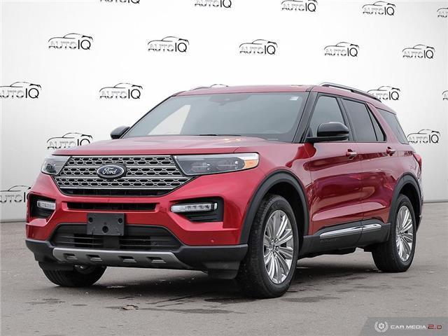 2020 Ford Explorer Limited (Stk: 0T028) in Oakville - Image 1 of 26