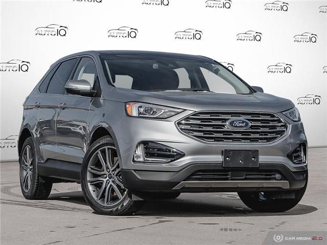 2020 Ford Edge Titanium (Stk: 0D024) in Oakville - Image 1 of 27