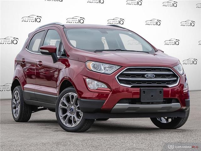 2020 Ford EcoSport Titanium (Stk: 0P005) in Oakville - Image 1 of 27