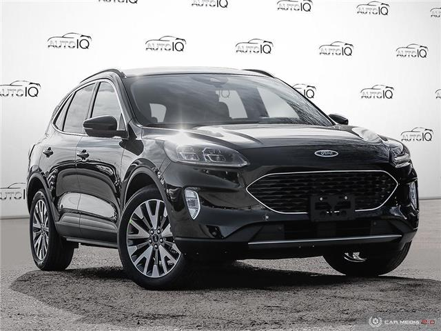 2020 Ford Escape Titanium (Stk: 0T113) in Oakville - Image 1 of 25