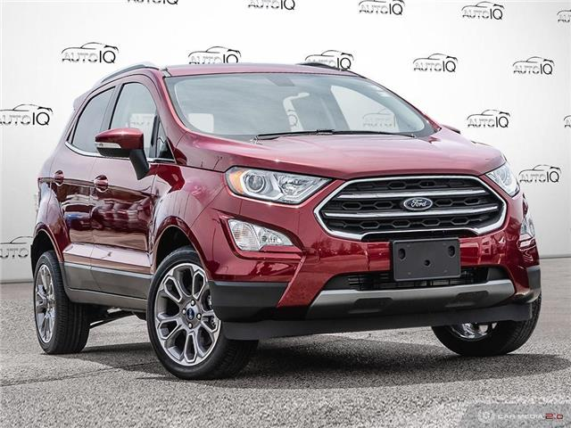2020 Ford EcoSport Titanium (Stk: 0P001) in Oakville - Image 1 of 12