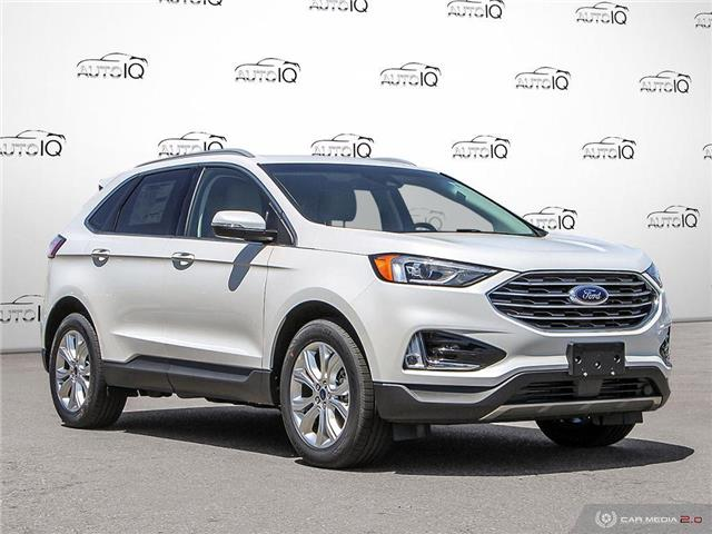 2020 Ford Edge Titanium (Stk: 0D058) in Oakville - Image 1 of 26