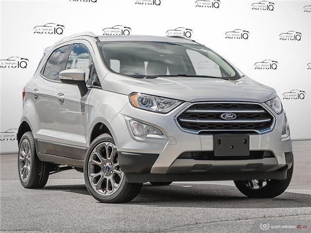 2020 Ford EcoSport Titanium (Stk: 0P003) in Oakville - Image 1 of 27