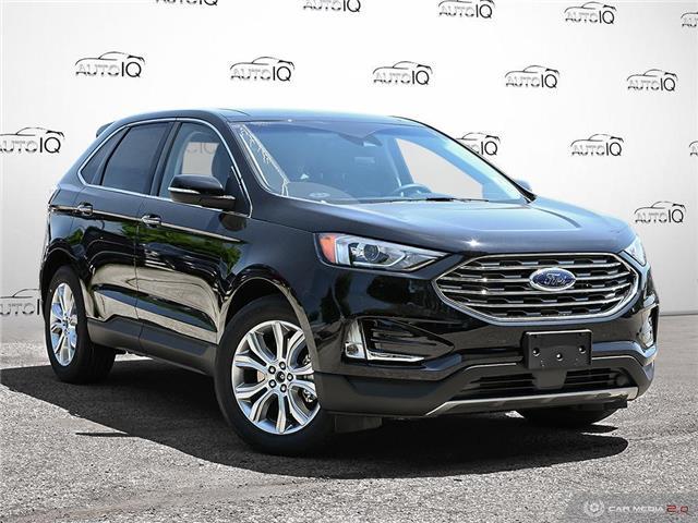 2020 Ford Edge Titanium (Stk: 0D067) in Oakville - Image 1 of 28