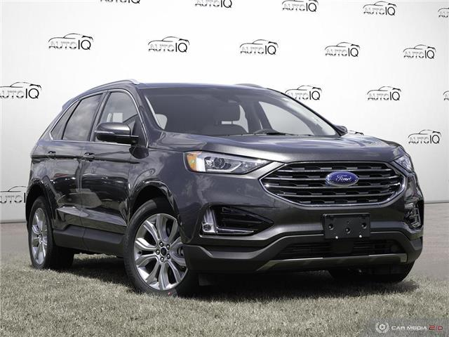 2020 Ford Edge Titanium (Stk: 0D059) in Oakville - Image 1 of 27