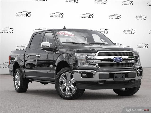 2020 Ford F-150 King Ranch (Stk: 0T077) in Oakville - Image 1 of 30