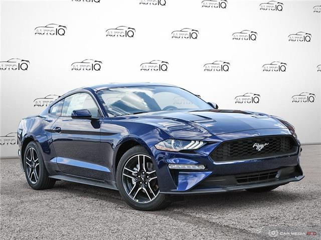 2020 Ford Mustang EcoBoost (Stk: 0G012) in Oakville - Image 1 of 27